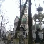 Ciężka historia cmentarza oraz Cerkwi św. Jana Klimaka na Woli