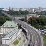 Poważny wypadek na Śląsko-Dąbrowskim. Ogromne utrudnienia