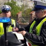 311 kolizji, 14 wypadków, policja podsumowuje weekend na stołecznych drogach