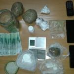 10 lat więzienia za 130 gramów marihuany