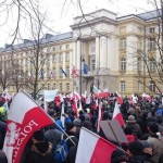 Protest rolników pod KPRM i sejmem. Od 14.00 utrudnienia w ruchu