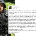 """Kukiz mocno o Komorowskim: """"Słowa Pana Prezydenta o jow to ściema, granie na czas i lep"""""""