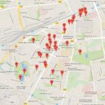 Interaktywna mapa toalet. Takie rzeczy tylko na Ochocie