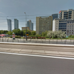 Zderzenie 4 aut na Marszałkowskiej. Duży korek. Dwa pasy ruchu zablokowane