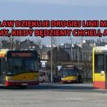 Platforma Obywatelska: Gocław nie ma tramwajów przez… męża prezydent Waltz