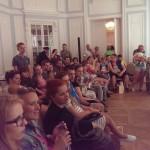 Dzień życzliwości dla kobiet w ciąży w Pałacu Prymasowskim