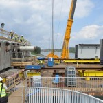 Bilfinger Infrastructure: termin oddania mostu Łazienkowskiego bez zmian