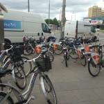 Rowery miejskie wypożyczone już 5 milionów razy