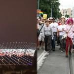 Parada równości, mecz reprezentacji. Uwaga na sobotnie utrudnienia! Mogą skończyć się paraliżem stolicy