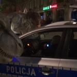 Dinozaury atakują Warszawę! Nowy prank Wardęgi