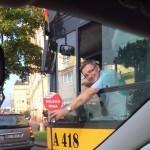 Wesoły Kierowca odzyskał mikrofon