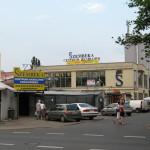 Bazar na Szembeka umiera. Kolejne pawilony sukcesywnie likwidowane
