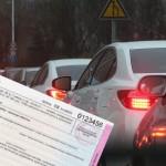 Policja ukarała 12taksówkarzymandatami za zbyt powolną jazdę. 8 stanie przed sądem