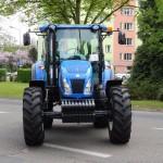 W pobliżu Warszawy zatrzymano traktorzystę z 3,5 promila