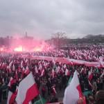 11 listopada: 15 zgromadzeń, bieg i ogromne zmiany w ruchu