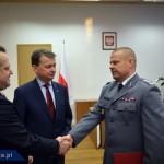 Poprzedni Komendant Główny Policji odwołany. Nowym został insp. Zbigniew Maj