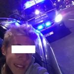 Policja zatrzymała Kaszubskiego. Dostał mandat i… pojechał dalej