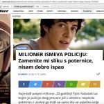 Piotr Kaszubski grozi policji, że… opublikuje materiały o jej korupcji