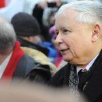 Prezes Kaczyński zanosi się śmiechem w ławach sejmowych. Co go tak rozśmieszyło?