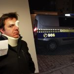 Strażnicy miejscy zatrzymani przez policję na polecenie prokuratury