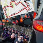 Weekend pełen wrażeń: Masa Krytyczna, fizjoterapeuci, KOD i zamknięte ulice