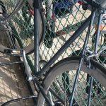 Mistrz parkowania… rowerzystów