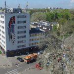 David Bowie wraca do Warszawy! Zobacz jak powstawał mural[WIDEO]
