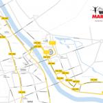 Ogromne utrudnienia w weekend, 5 dzielnic ze zmianami w ruchu. Rusza Orlen Warsaw Marathon [MAPA]