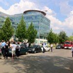 Alarm bombowy w budynku Giełdy Papierów Wartościowych, KRRiT, Ringier Axel Springer i wielu innych miejscach!
