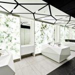 Niesamowite toalety… w Złotych Tarasach [ZDJĘCIA]