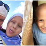 Chora na raka mama walczy o życie chorego na raka synka