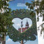 Piękne murale na Grzybowskiej na zlecenie Ghelamco [ZDJĘCIA]