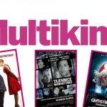 Trzy filmy premierowo w kinach sieci Multikino