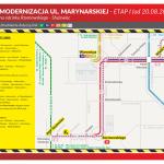 Rok bez tramwajów na Służewcu! Za 10 dni rusza remont Marynarskiej