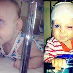 Jego zdrowie wyceniono na półtora miliona. Mały Szymon walczy w Centrum Zdrowia Dziecka z nowotworem