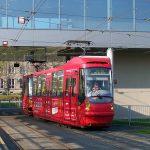 Budowa linii tramwajowej na Nowodwory: opady uniemożliwiły prace