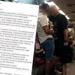 """Pijany krzyczy w metrze na Azjatki: """"Wypier***ć z Polski!"""" W ich obronie stanęli pasażerowie"""