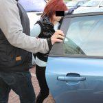 Fałszywa policjantka zatrzymana podczas przekazania pieniędzy