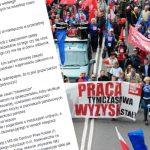 """Szykuje się wielki ogólnopolski strajk """"wkurzonych Polaków""""! Czy ogólnopolski najazd sparaliżuje Warszawę?"""