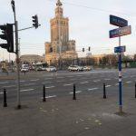 Rusza budowa naziemnych przejść przy dw. Centralnym. Będzie sygnalizacja i przejazdy rowerowe