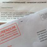 Udało się uzbierać głosy, ale referendum i tak nie będzie. Dlaczego?