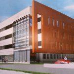 5 pięter, 300 łóżek i lądowisko. Rozpoczyna się budowa Szpitala Południowego