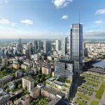 Rozpoczyna się budowa największego wieżowca w Europie Centralnej. Będzie taras widokowy