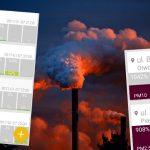 Normy przekroczone o ponad 1900 proc.! Ogromne zanieczyszczenie powietrza w Warszawie i okolicach
