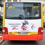 Bezpłatny internet w autobusach już niedługo! Trwa montaż urządzeń