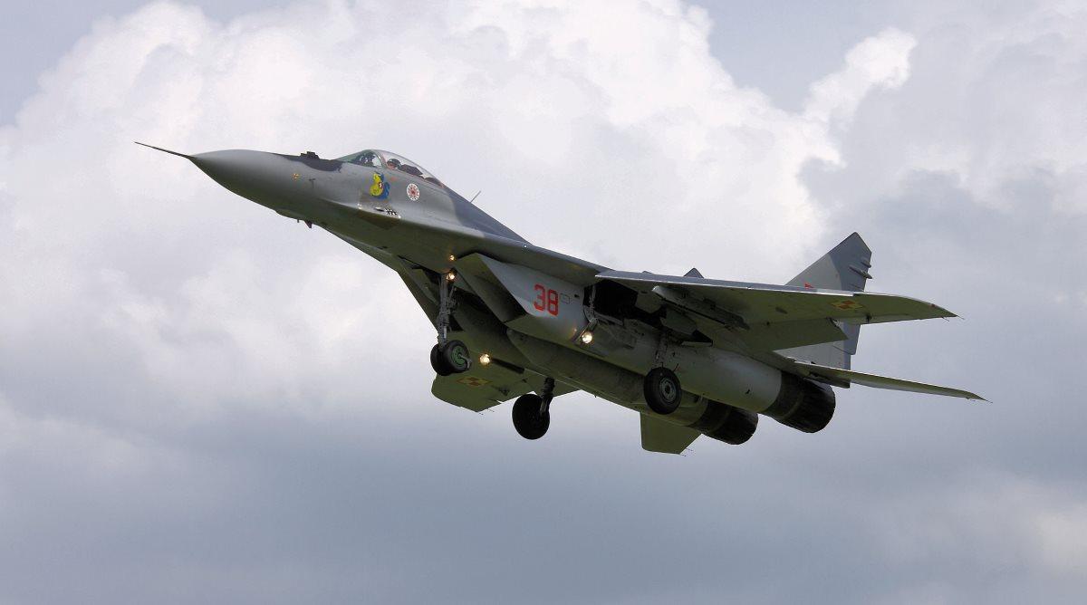 Katastrofa samolotu MiG 29: Wiceminister zdradza jaki jest