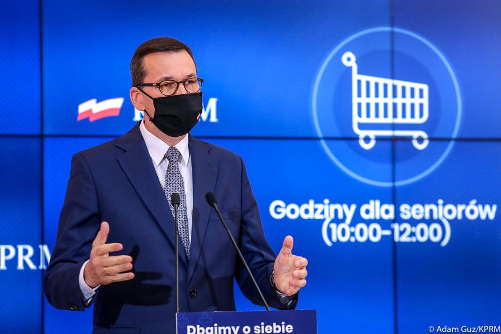 """Morawiecki: """"My - Polacy, jesteśmy jedną drużyną"""